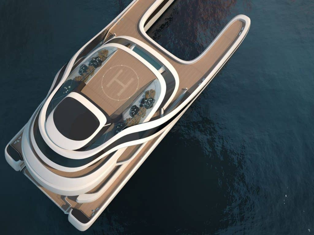 Yacht: Project Karel