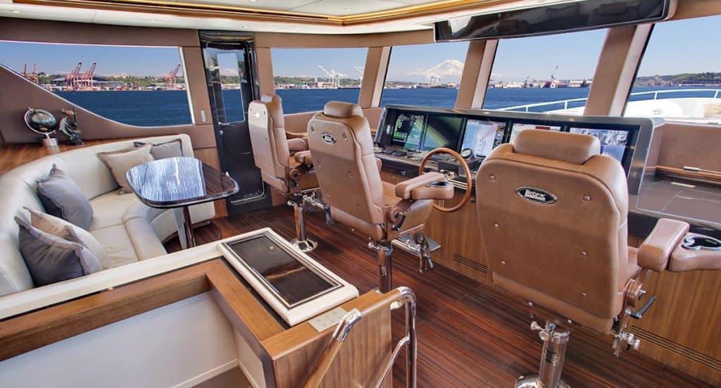 Watta Ryde Yacht